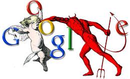 google-angel-devil